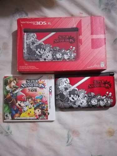 Nintendo 3ds Xl Edición Limitada