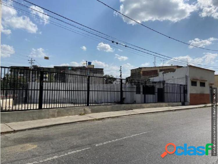 Terreno en Alquiler Barquisimeto Lara RAHCO