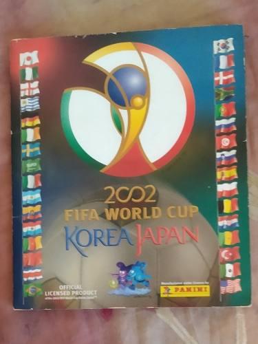 lbum Cromos Fifa World Cup Korea Japan 2002 Completo