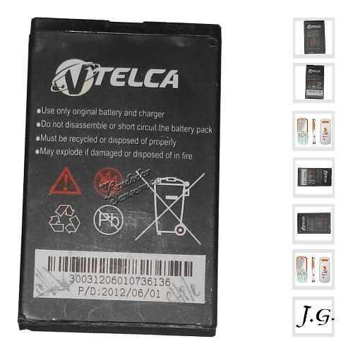 Batería De Repuesto Para Celular Vergatario 2 Lista (4v)