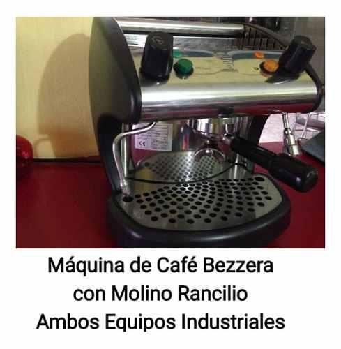Cafetera Y Molino Industrial