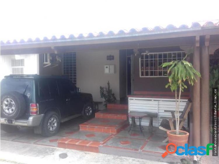 Casa en Venta La Mora Cabudare Lara Rahco