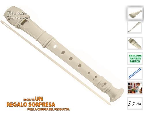 Flauta Dulce Worldnet Principiantes Practicas Excelencia!!!!