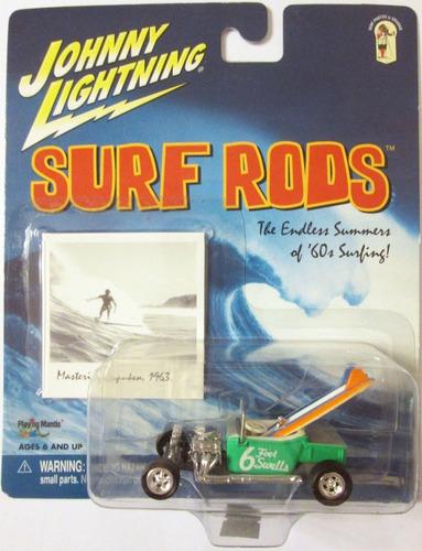 Johnny Lightning Surf Rods Varios Modelos Ver Fotos E:1/64