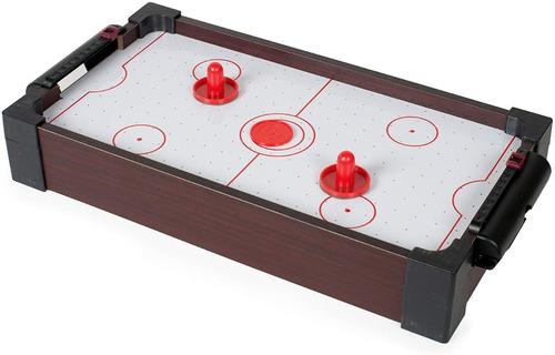 Mini Mesa De Hockey De Aire Mide 41cm X 23cm X8cm