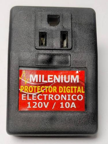 Protector Voltaje Computadora Impresora Laptop Electronicos