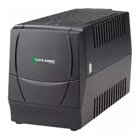 ÷ ? Regulador De Voltaje 800w Explore Power Networks Avr800