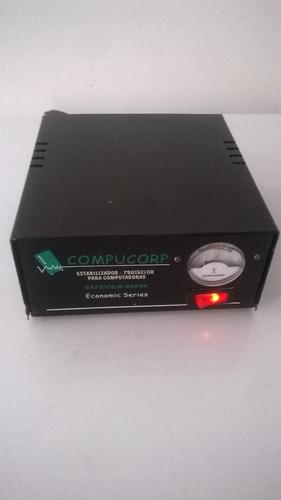 Regulador De Voltaje Para Pc Y Otros Equipos
