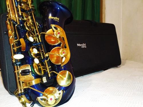 Saxofón Alto Mendini Por Cecilio