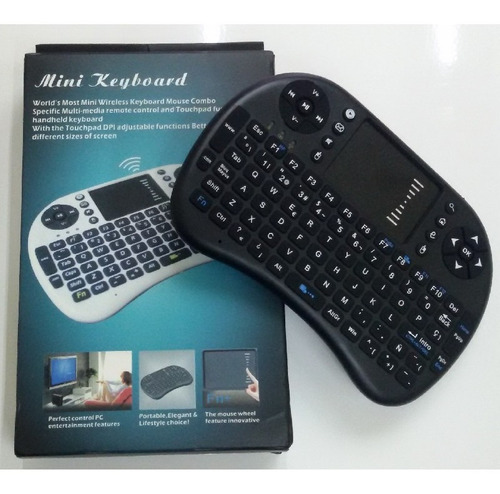 Teclado Mini Bluetooth Inalambrico Tv,pc,laptop