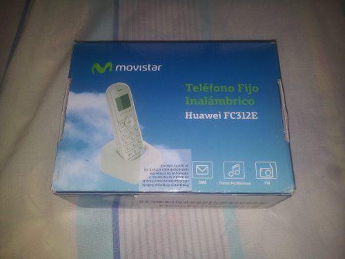 Telefono Fijo Inalambrico Huawei Fc312e