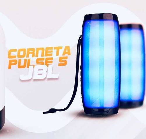 Corneta Inalámbrica Jbl Pulse 5, Bluetooth