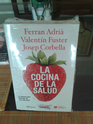 Ejenplar La Cocina De La Salud Manual