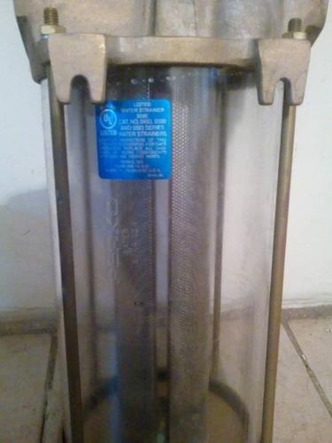 Filtro De Agua De Mar Para Lanchas 3 Perko