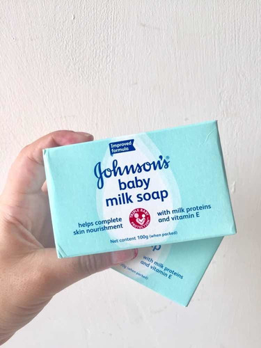 Jabón De Bebe Jonson Jhonsons Baby Pack De 3