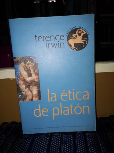 La Etica De Platon Terence Irwin