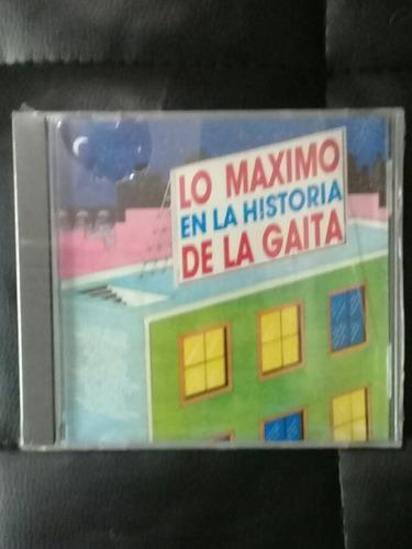 Lo Maximo De La Historia De La Gaita Varios Interpretes*2 Zz