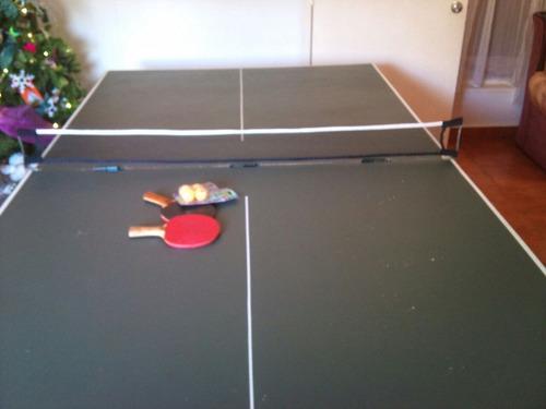 Mesa De Ping Pong - Tenis De Mesa + Extras. 150 Trump