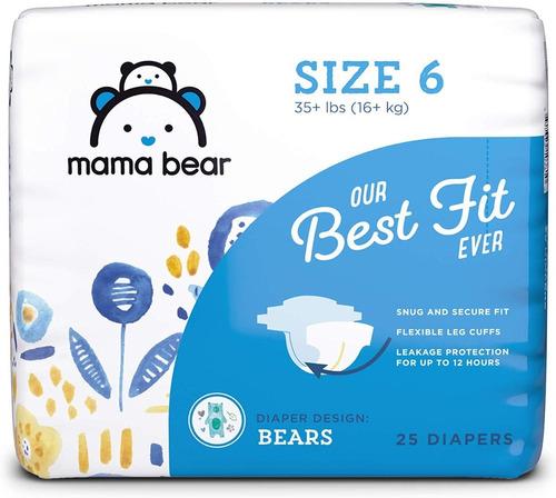 Pañales Mama Bear Talla 6 (size 6)
