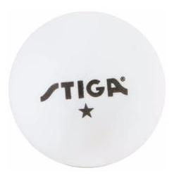 Pelotas De Ping Pong Tenis De Mesa Marca Stiga 1 Estrella