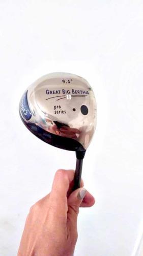 Remate De Palo De Golf Callaway Lo Big Bertha Driver 9,5*