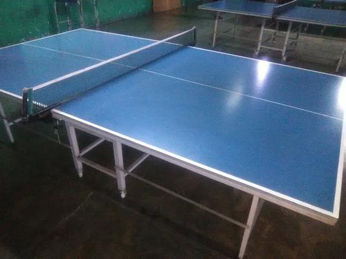 Vendo Mesa De Ping Pong + Mesa De Air Hockey