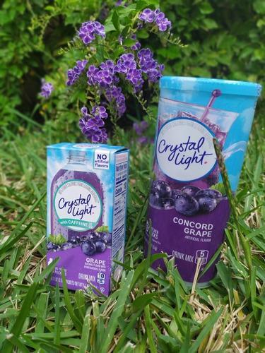 Bebida Crystal Light, Sin Azucar