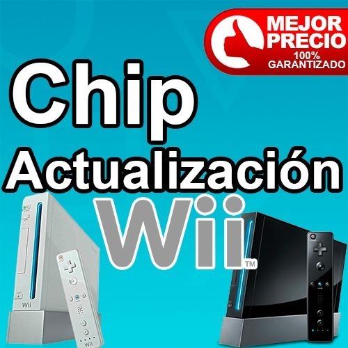 Chip Virtual Nintendo Wii  Todas Las Consolas