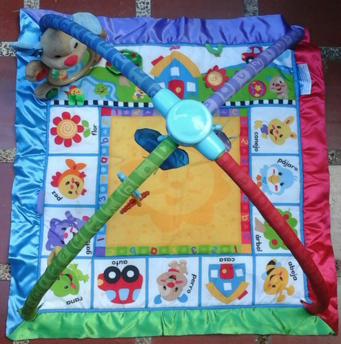 Gimnasio Para Bebes Fisher Price Laught And Learn