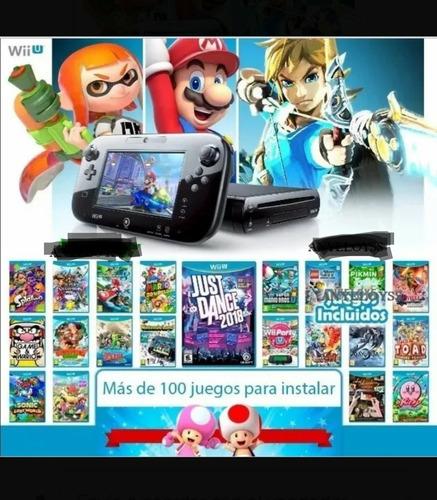 Instalación Juegos De Wii Y Wii U
