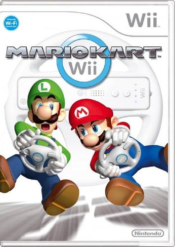 Juego Original Mario Kart Para Nintendo Wii Y Wii U (20v)