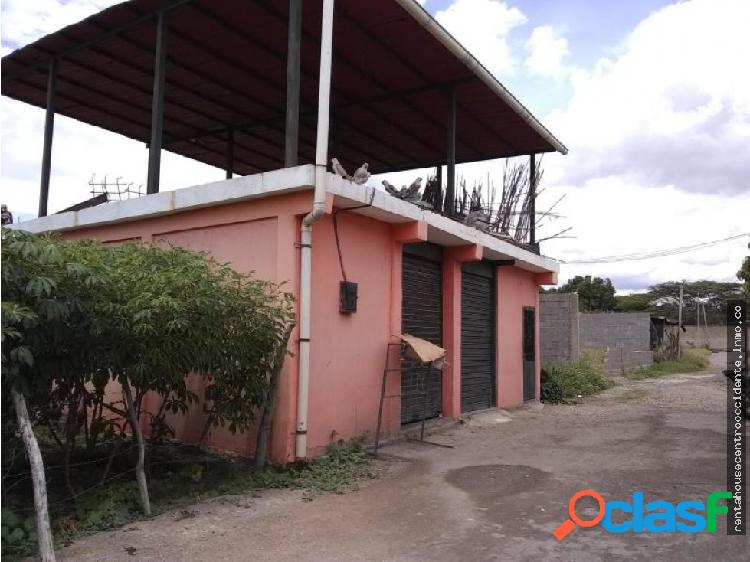 Local Comercial en Venta Quibor Lara RAHCO