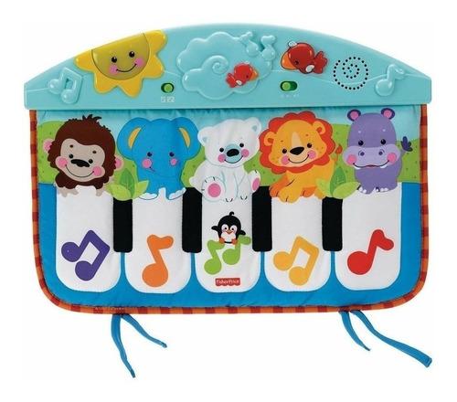 Piano Pataditas Musicales Fisher Price Precious Planet