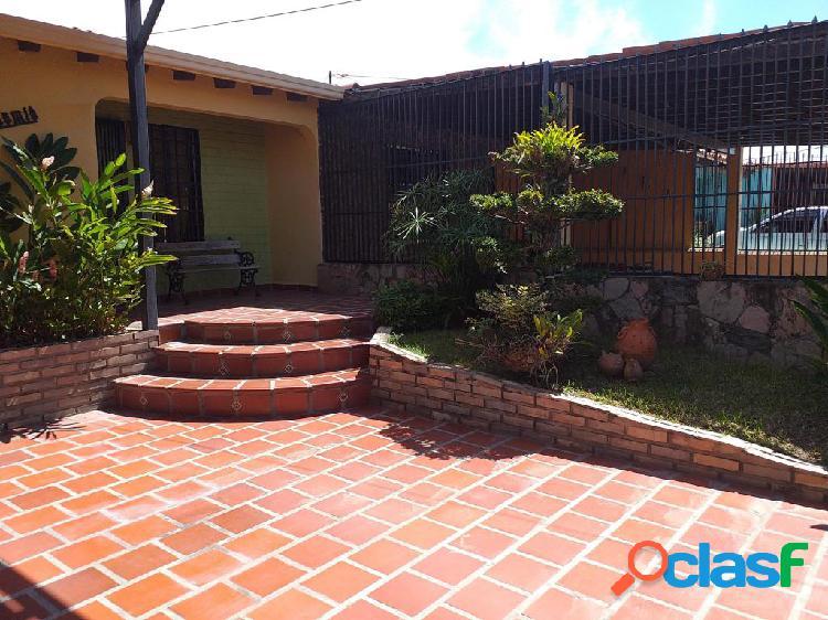 RAH: 20-6064. Casa en venta en Cabudare