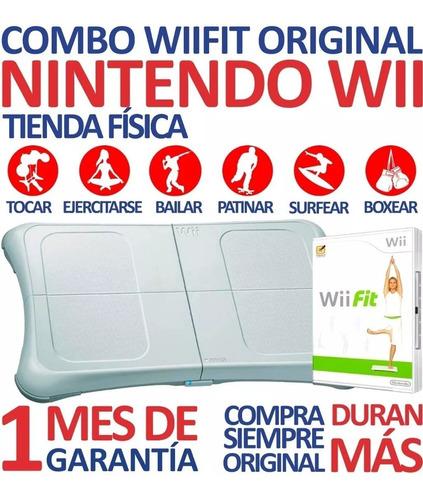 Tabla Wii Balance Board Original Nintendo Wii (12v)