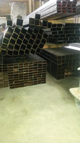 Tubo 3 X 1 1/2 Carpinteria Metalica