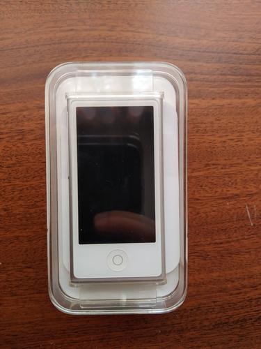 Apple iPod Nano 7ma Generación 16gb Bluetooth Color Silver