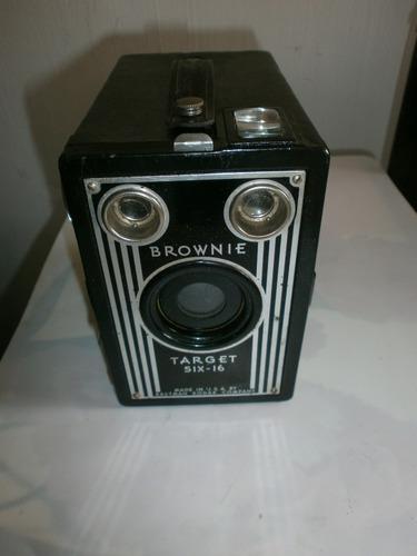 Cámara Browniede Six-16 De Destino De Eastman Kodak Vintage
