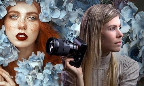 Curso Fotografia De Retratos Fineart - Amina Donskaya
