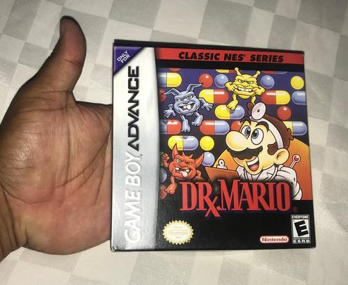 Juego Nintendo Gba Game Boy Advance 30v Dr Mario Classic Nes