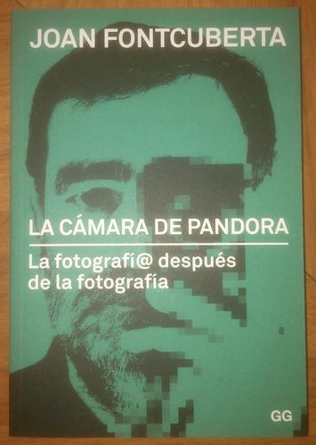 La Cámara De Pandora De Joan Fontcuberta