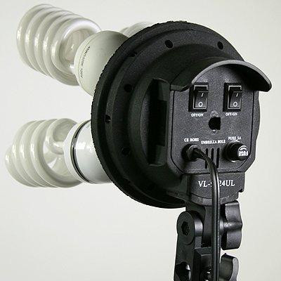 Para Fotografia Studiofx Hsb2 Kit Iluminacion