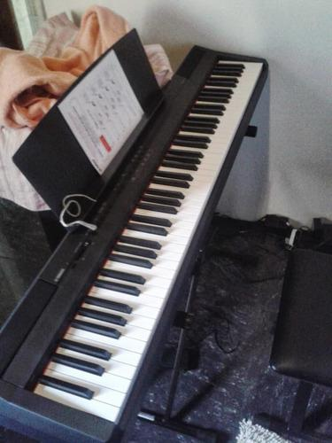 Piano Digital Yamaha 88 Teclas. Excelente Sonido.