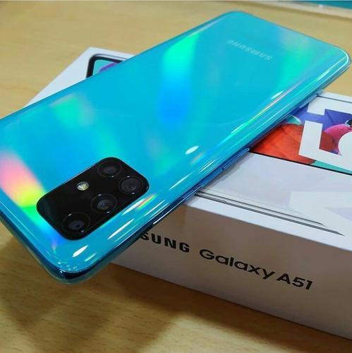 Samsung A51 128 Gb 4 Gb Ram Cámara 48+12+5+5 Mp