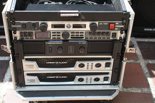 Sistema De Sonido / Audio Profesional