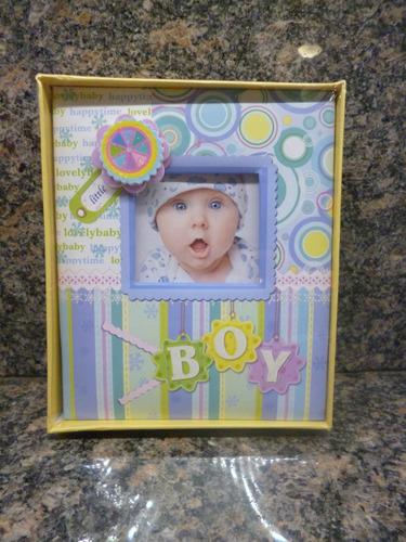 Álbum De Fotos Para Bebe Niño... 52 Fotos