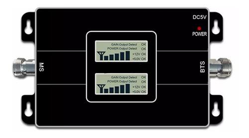 Amplificador De Señal Dual Band 2g Y 3g Movistar Y Movil