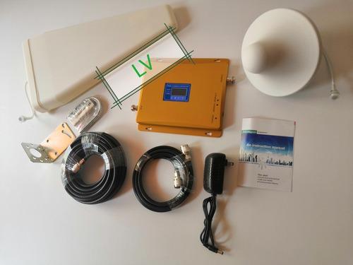 Amplificador De Señal Móvil Digitel 2g 3g Y 4g / Lte