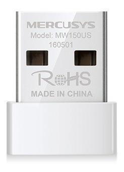 Antena Wifi Usb Tarjeta Receptor 150mbps Inalambrico Mw150us