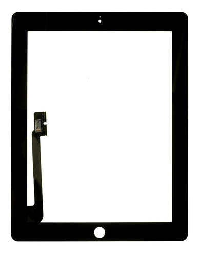 Digitizer Tablet iPad 4 Mica Tactil Touch A A A